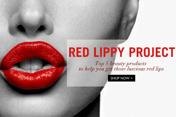 Red Lippy Project