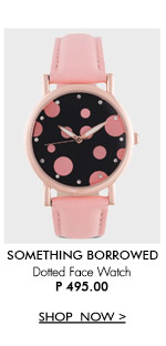 Dotted Face Watch