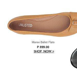 Maree Ballet Flats
