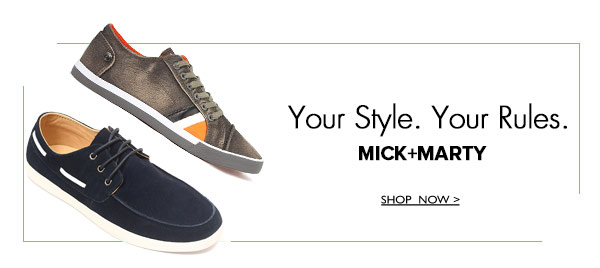 Shop Mick + Marty