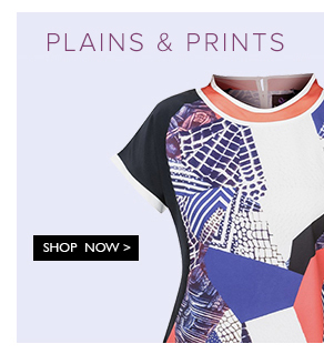 Shop Plains and Prints