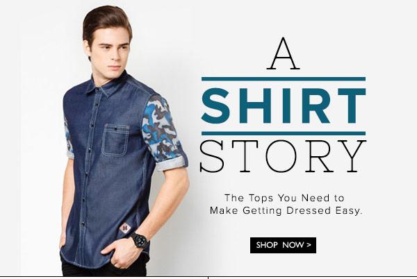 A Shirt Story