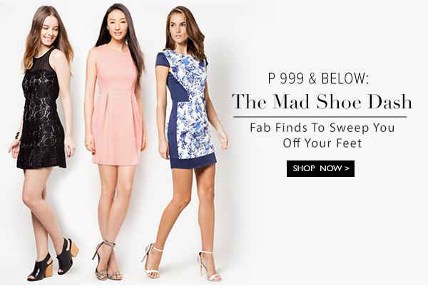 P 999 & Below: The Mad Shoe Dash
