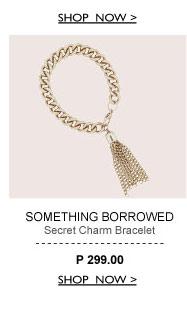 Secret Charm Bracelet