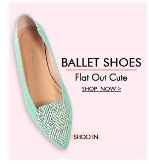 Shop Ballet Flats