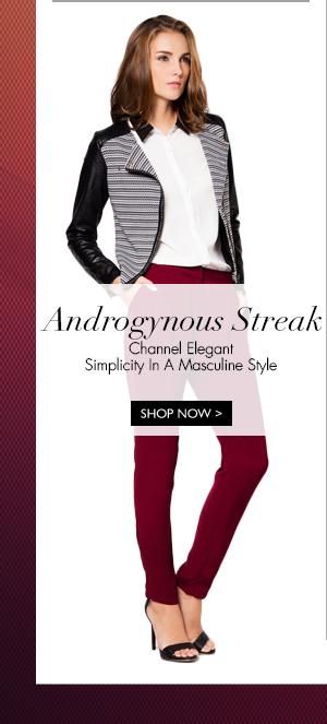 Androgynous Streak