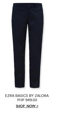 Basic Chino Pants