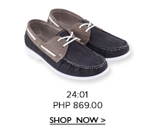 Basic Boat Shoes