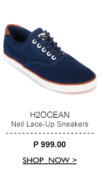Neil Lace-Up Sneakers