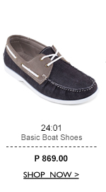 Basic Boat Shoes