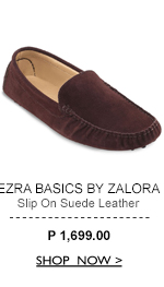 Slip On Suede Leather