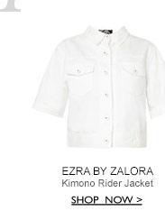 Kimono Rider Jacket