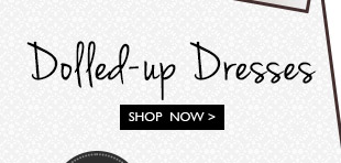 Shop Dresses Up to 75% OFF
