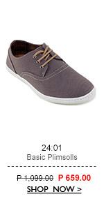 Basic Plimsolls