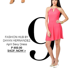 April Sexy Dress