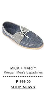 Keegan Men's Espadrilles