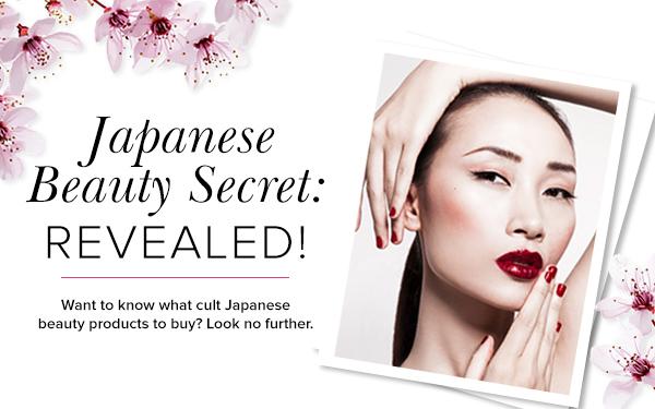 Japanese Beauty Secret: Revealed!