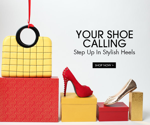 Your Shoe Calling