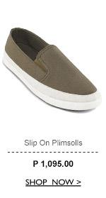 Slip On Plimsolls