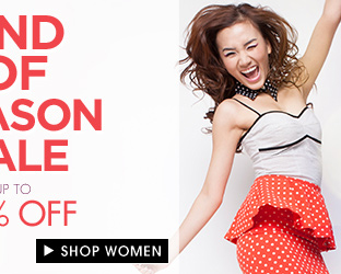 Hurry Shop Now!