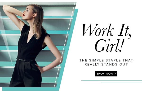 Work It, Girl!