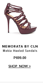 Mekia Heeled Sandals