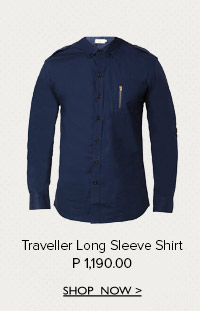 Traveller Long Sleeve Shirt