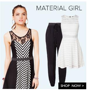 Shop Material Girl