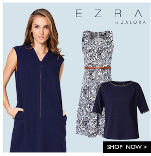 Shop EZRA by ZALORA