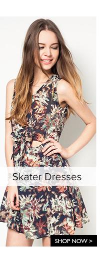 Shop Skater Dresses