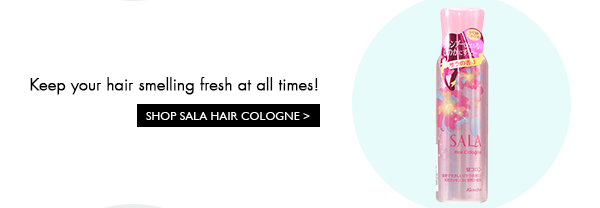 Shop Sala Hair Cologne
