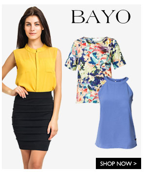 Shop BAYO