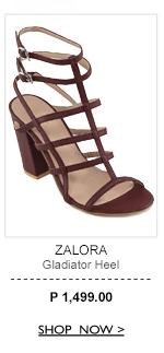 Gladiator Heel