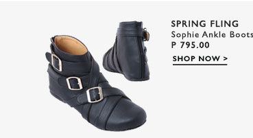 Sophie Ankle Boots