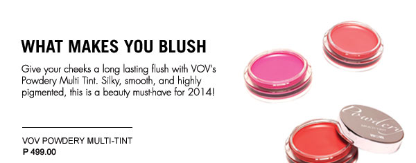 What Makes You Blush