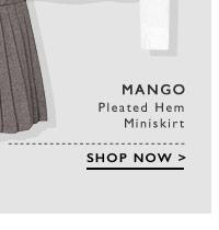 Hem Miniskirt