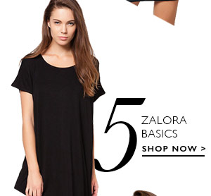 Shop ZALORA Basics