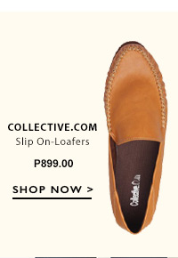 Slip On-Loafers