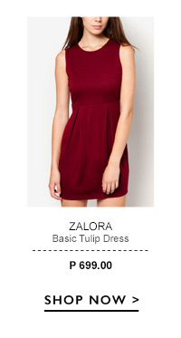 Basic Tulip Dress