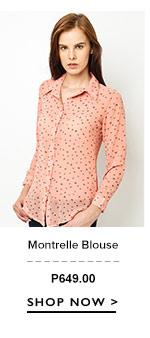 Montrelle Blouse