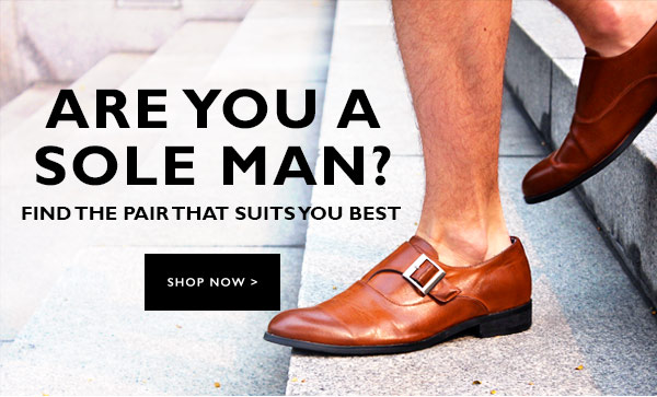 Are You a Sole Man?