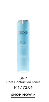 Pore Contraction Toner