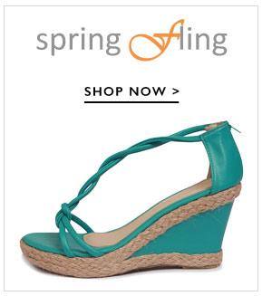 Shop Spring Fling