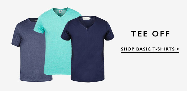 Shop Basic T-Shirts