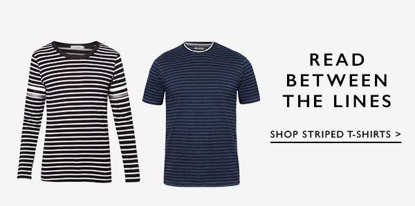 Shop Striped T-Shirts