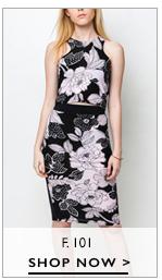 Deleena Dress