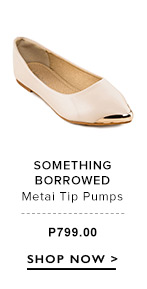 Metal Tip Pumps