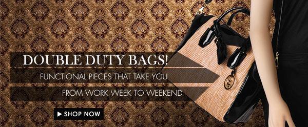 Shop Bags Now!