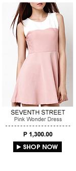 Pink Wonder Dress