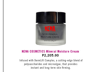 Mineral Moisture Cream